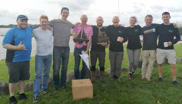 Il Riccio wins J24 Western Championships at Lough Ree Yacht Club