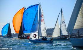 DMYC Kish race - Starting at the town's West Pier and racing to the Kish and back, the race is a distance of approximately 30 km