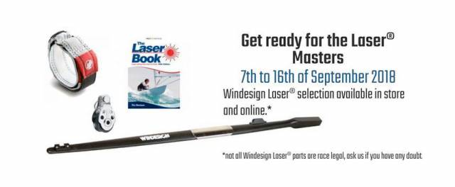 Get Ready For The Laser Masters With Viking Marine