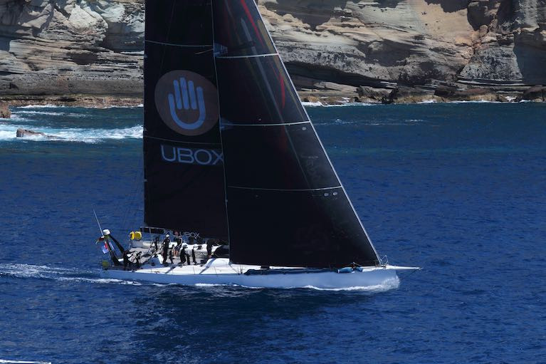 The former Irish round the world racer, the Volvo 70 Green Dragon now skippered by Johannes Schwarz will start as a monohull favourite in Lanzarote this weekend in RORC's Transatlantic Race