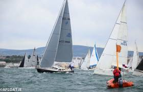 The start of the 2017 D2D race. Changes to the 2019race means navigators and skippers can plot courses to hug the coastline, and to go inside Islands and lighthouses as part of their strategy""