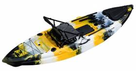 The Rodster sit on top kayak from is part of a new consignment of Kayaks just in at O'Sullivan's Marine in Tralee, County Kerry