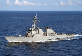 The accused US Navy chief petty officer is attached to the USS Donald Cook based in Cadiz, Spain
