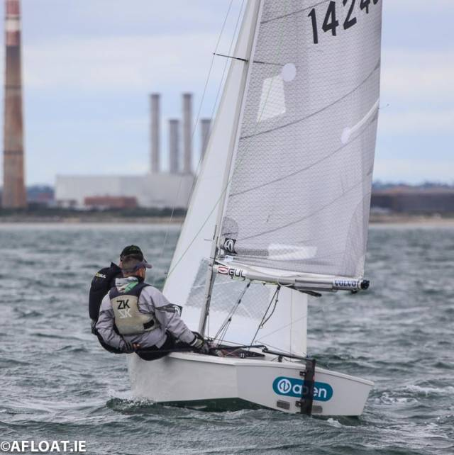 Watson and Thompson have a point to prove on Dublin Bay this weekend