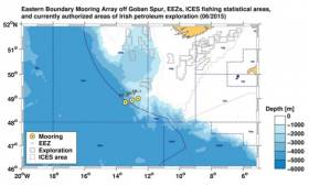 Marine Notice: Deployment Of Scientific Moorings At Goban Spur