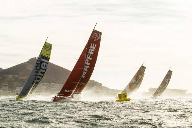 The Volvo Ocean Race will switch from a 3-year to a 2-year cycle after the upcoming 2017-18 edition