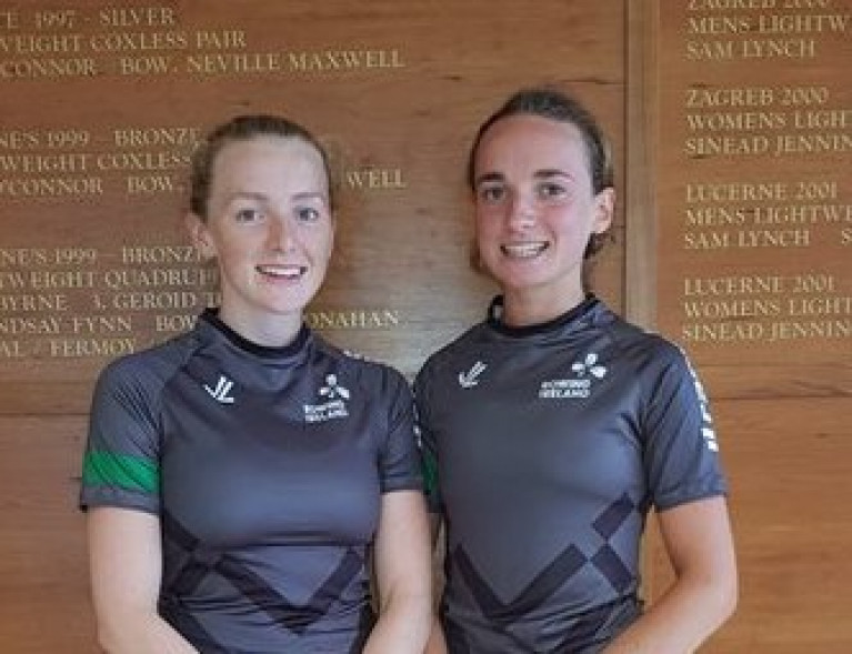 Cremen and Casey Join O'Donovan and McCarthy in European Finals UPDATE