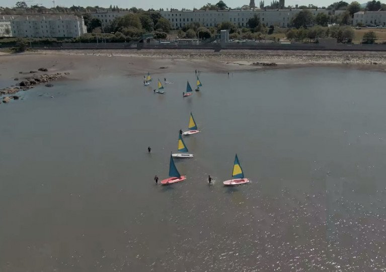 Irish National Sailing School Ready For Return To Kids' Saturday Sailing