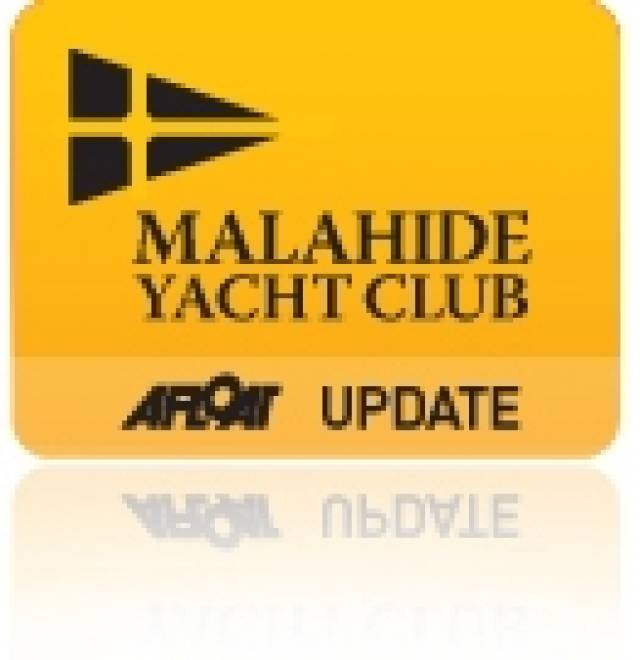 Malahide Yacht Club Opens Redeveloped Dinghy Centre