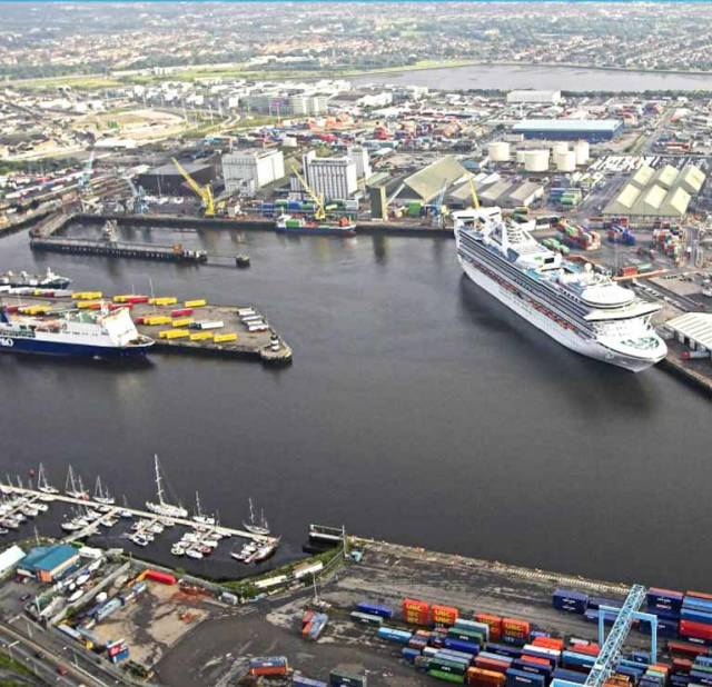 Development works at Dublin Port are already advanced with construction of the ABR Project well under way and capital investment of €1 billion planned over the next decade