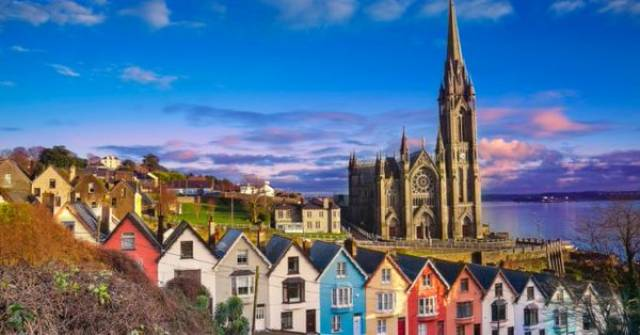 On Australia Day, Sea Princess is to return to the Gem of Cork Harbour, Cobh named on a list of the 25 most beautiful small towns in Europe according to influential Condé Nast Traveller magazine.