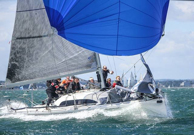 Handicap cruiser-racing on Dublin Bay. The IRC rating will get its first world championships in 2018 following a decision at the World Sailing Conference in Barcelona last week