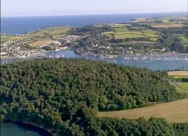 Fifteen towns and villages, including Crosshaven pictured above, as well as the city, have joined together to create 60 events
