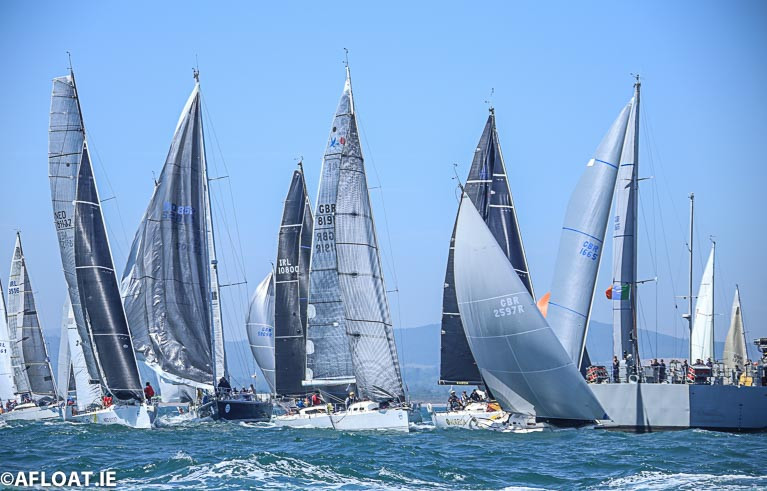 The 2020 Round Ireland Yacht Race is the Round Ireland Yacht Race is still set for Saturday, June 20