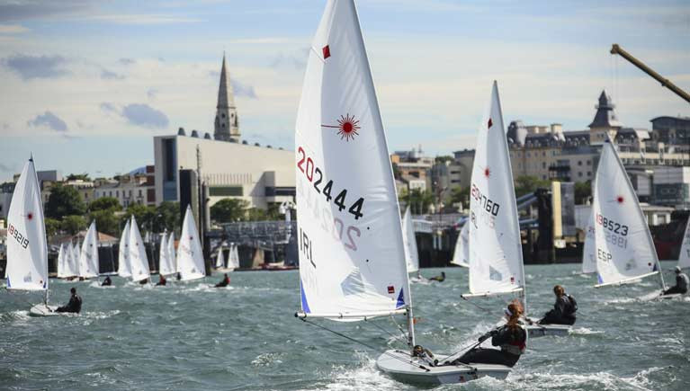 Dinghy sailing may return to Dun Laoghaire Harbour this Christmas in a new DMYC event