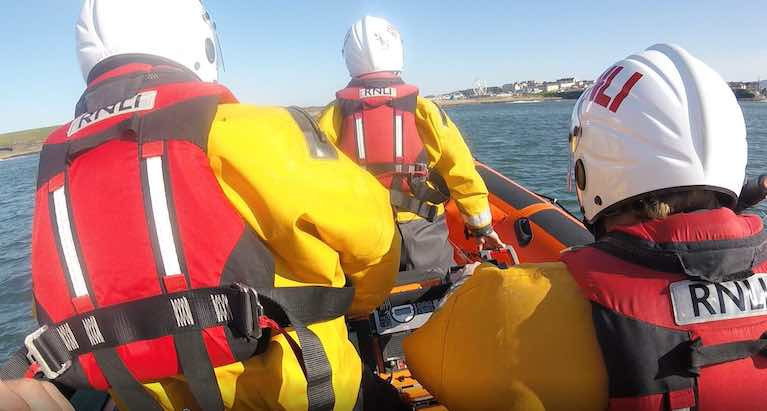 Three Call-outs in 24 hours for Donegal's Bundoran RNLI