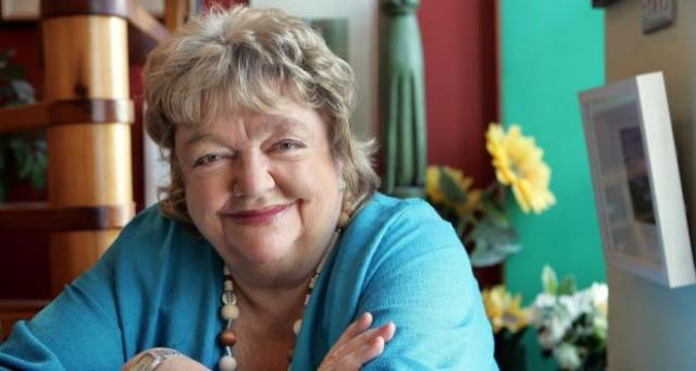 A Dublin Senator has suggested next ship of the Irish Naval Service to be named LÉ Maeve Binchy