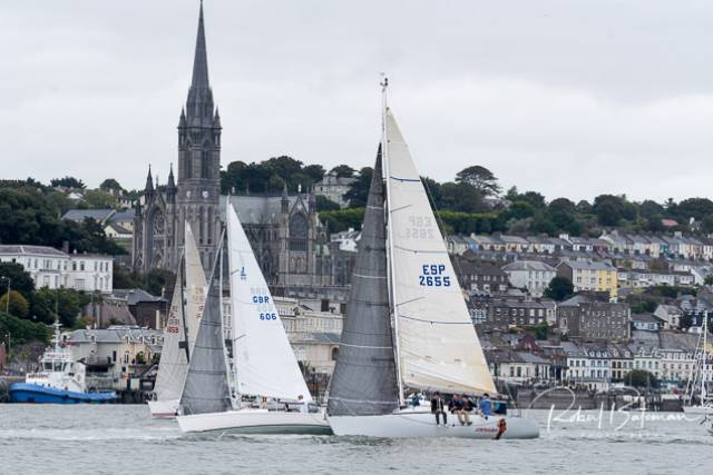 Cobh to Blackrock Race Starts Busy September for Cork Sailing