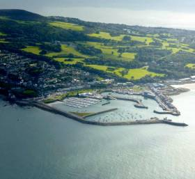 The haven under the hill. Howth will be pulling out all the stops to make its new Wave Regatta from June 1st to 4th 2018 a user-friendly success