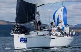 Animal Secures Back to Back Scottish RC35 Championship Wins After GSS North Clyde Regatta