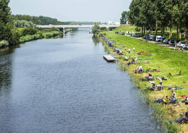 Last year's European Championships at Lage Vaart in Almere, Netherlands