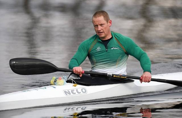 O'Leary Qualifies for Paralympic Games at World Championships