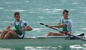 O'Driscoll and O'Donovan Win Repechage To Take A Final Place