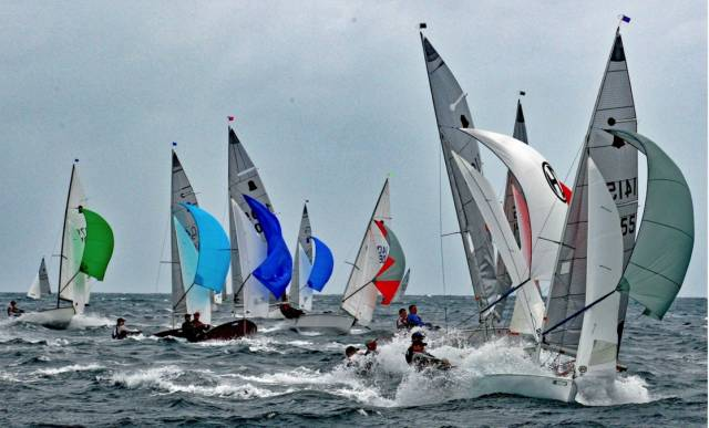 GP 14 Worlds comes to a conclusion in Barbados today