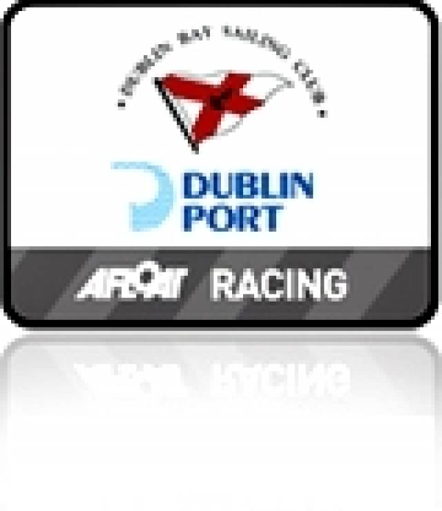 Dublin Bay Sailing Club (DBSC) Results for 15 SEPTEMBER 2012