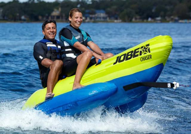 The two-person Jobe Chaser towable is now €170 from CH Marine, down from €199.99