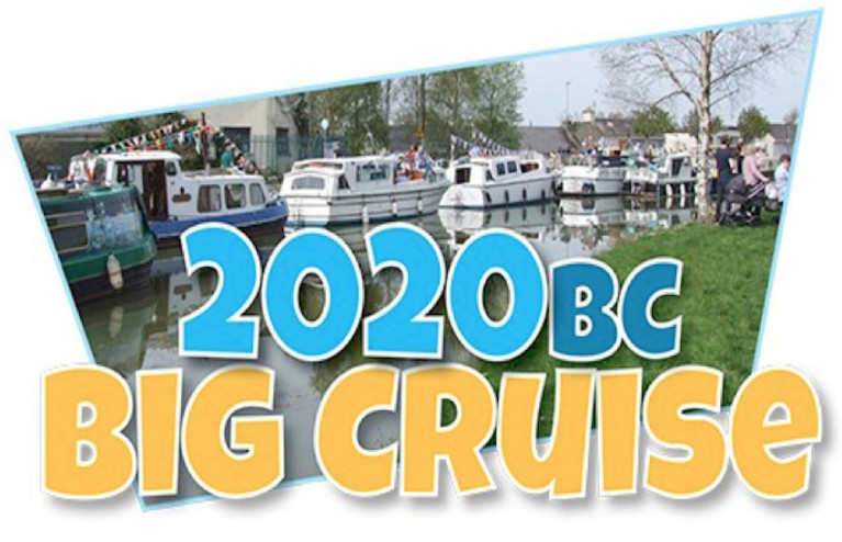 New Year's Day Flotilla To Launch 2020 Big Cruise Calendar For 'Green & Silver' Inland Navigations