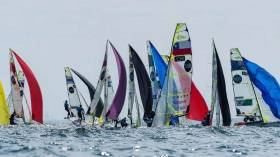 With a little over a year until the Tokyo 2020 Olympic Games are set to be contested on the waters of Enoshima Japan, the current 49er fleet is perhaps the most competitive 49er fleet in the class's history.