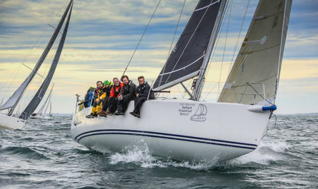 Eleven Irish Entries For Fastnet Race