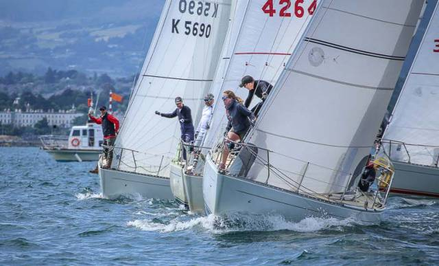Scottish Visitors Dominate Sigma 33 Championships at Royal St. George Yacht Club