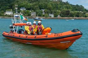 Crosshaven Atlantic 85 RNLI Lifeboat