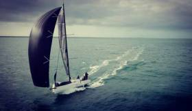 Tom Dolan and Damian Foxall will race the new Figaro Beneteau 3