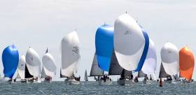 Memories of idyllic summer days of sailing – the Volvo Dun Laoghaire Regatta 2017
