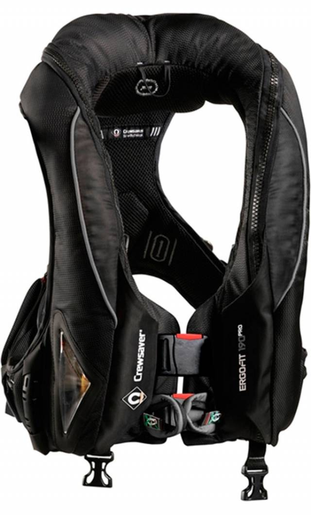 Crewsaver Ergofit Lifejacket CH Marine Competition Winner Announced