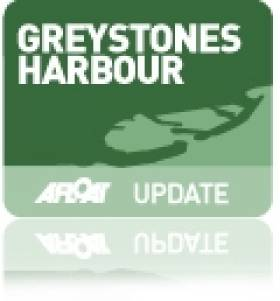 Interim Harbour Opens at Greystones