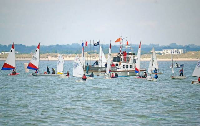 MGM Boats Supports Howth Yacht Club's Dinghy Regatta This Sunday