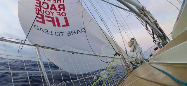 Dare to Lead is racing in second place a week into Race 12: The LegenDerry Race