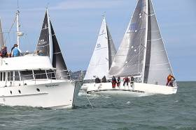 Class one ICRA champion J109 Joker II skippered by John Maybury will defend their national title in Howth next Friday