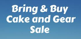Cake & Gear Sale For National Yacht Club Juniors This Afternoon