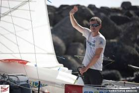 Mini-Transat – Tom Dolan Gains Ground by Holding Towards African Coast