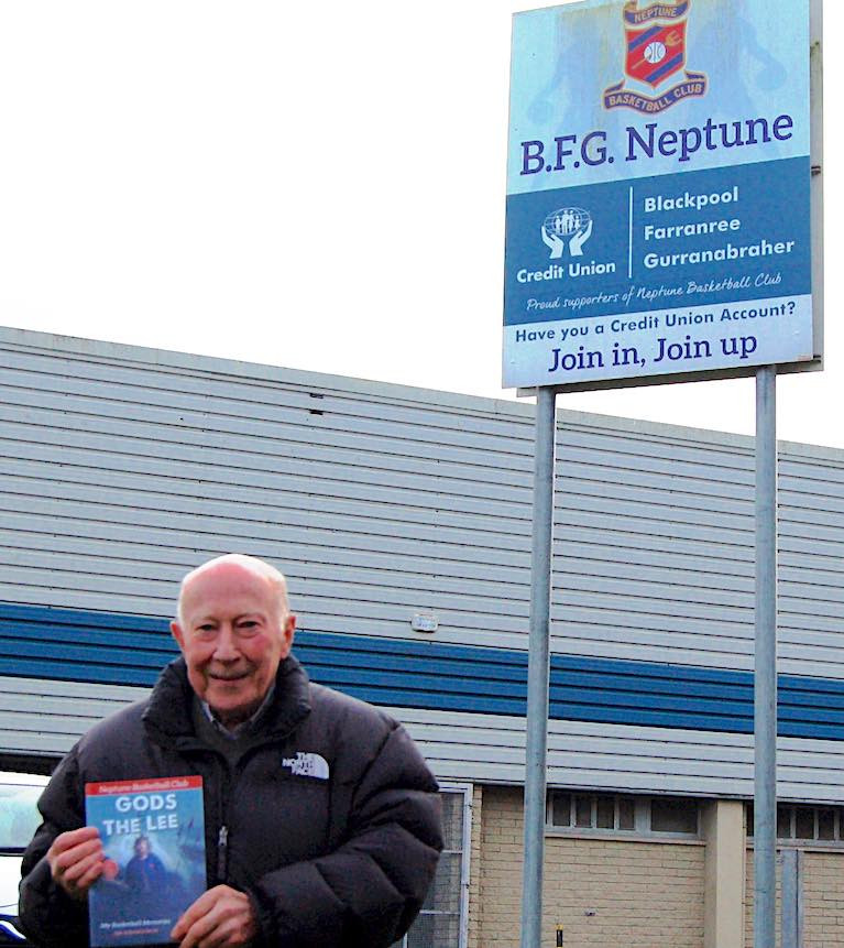 Jim O'Donoghue - Linking the 'god of the Sea' Neptune, Slua Muiri and the American Navy to Basketball