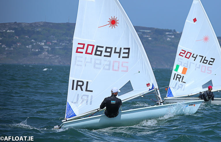 Two Irish Laser Sailors Prepare For Radial Masters Worlds in Australia