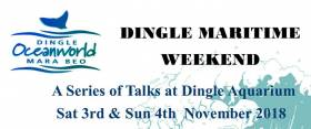 Dingle Maritime Weekend to Feature Ted Creedon on 3rd & 4th November