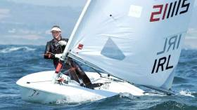Laser Radial sailor Aoife Hopkins will be in action in Miami, Florida this week