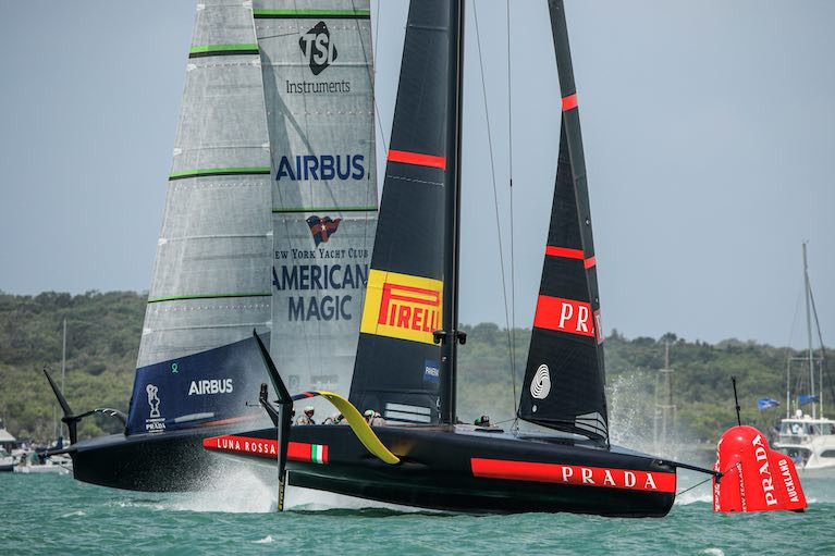 The Prada Cup is a crucial event to determine which foreign Challenger will take on the Defender Emirates Team New Zealand in the 36th America's Cup Match in March