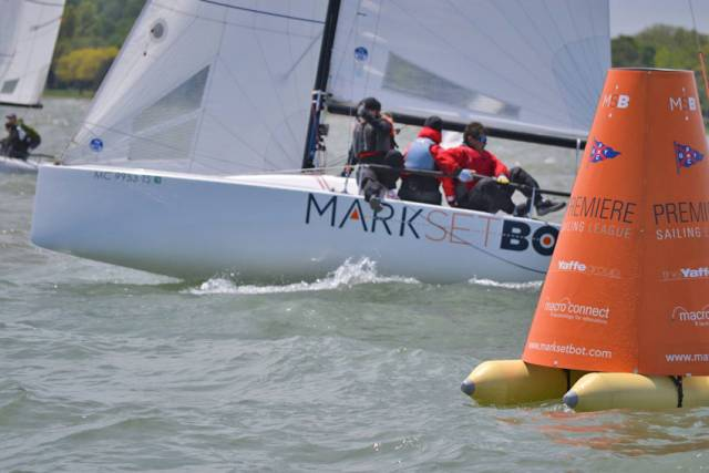 The MarkSetBot could be a fixture at your local yacht club in the near future